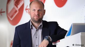 Директор Swiss Timing Ален Зобріст