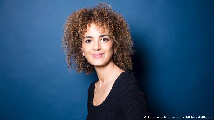 Portrait der Autorin Leïla Slimani
