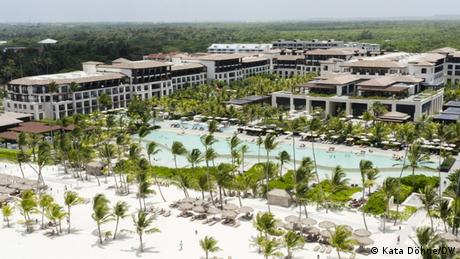 Hotel resort, Dominican Republic