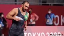 Amirhossein ZARE, Iran, Ringen Freistil, Super-Schwergewicht Stichworte: Amirhossein ZARE, Iran, Ringen Freistil, Super-Schwergewicht Quelle: fararu.com (rechtefrei)