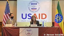 5.8.2021, Adis Abeba, Pressekonferenz Pressekonferenz in Addis Ababa // Redaktion: shewaye Legesse