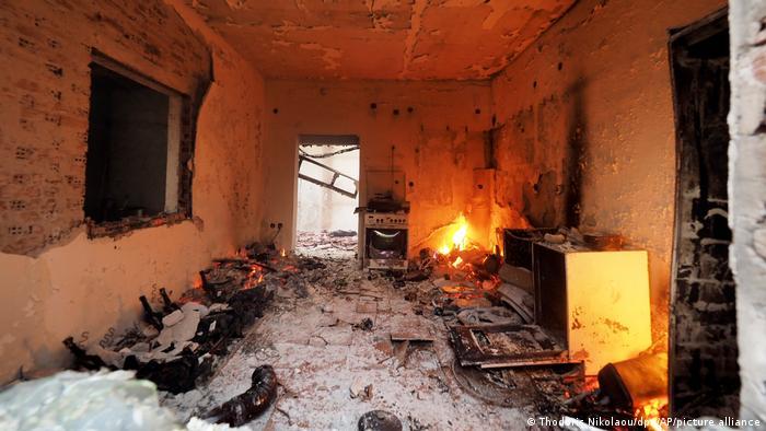 Спустошення вогнем