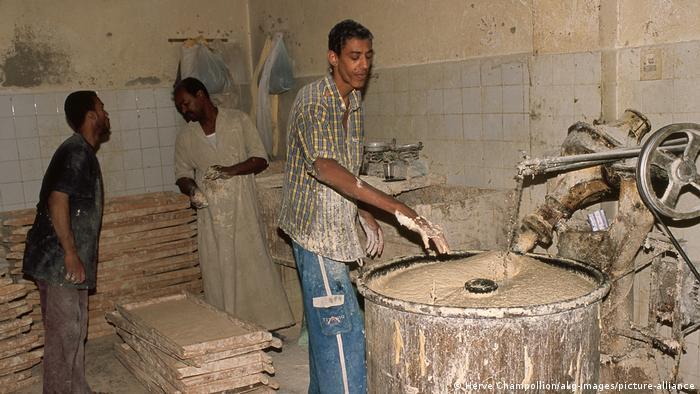 Ägypten | Bäcker