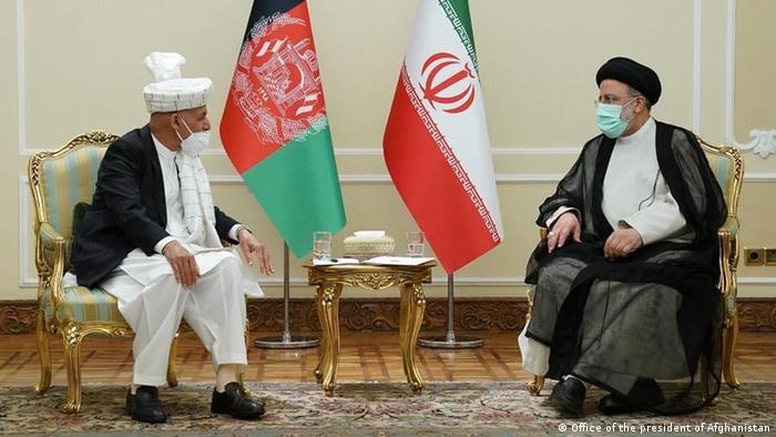Teheran, Iran | Treffen des Präsidenten Afghanistans mit dem Präsidenten des Iran
