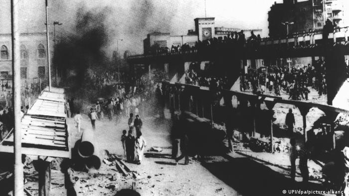 Ägypten | Unruhen | Januar 1977