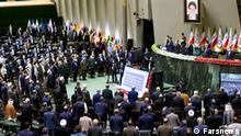 Iran Parlament.