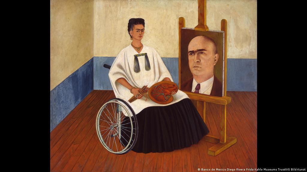 Frida Kahlo: new book highlights lesser-known works | Arts | DW | 09.08.2021