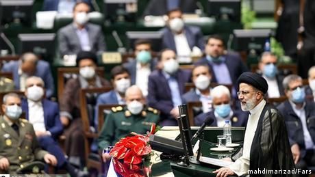 Iran Präsident Ebrahim Reisi