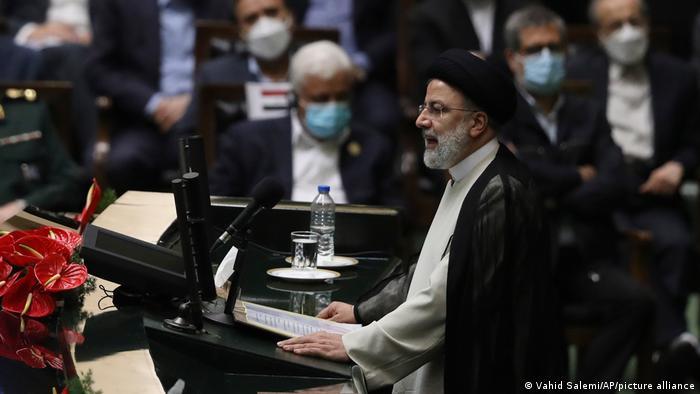 Iran neuer Präsident Ebrahim Reisi