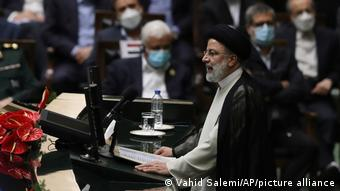 Ο νέος πρόεδρος του Ιράν Ιμπραήμ Ραΐσι