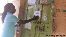 Dire Dawa Administration Closes 200 Shops.
