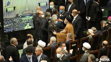 05.08.2021 *** Iran Amtseinführung Präsident Ebrahim Reisi.
