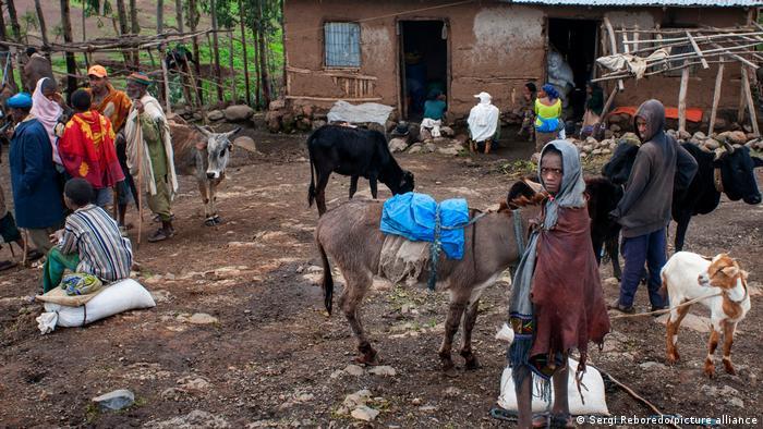 Äthiopien Lalibela