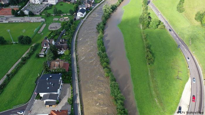 Südtirol | Hochwasser