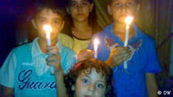 Stromversorgung Gazastreifen