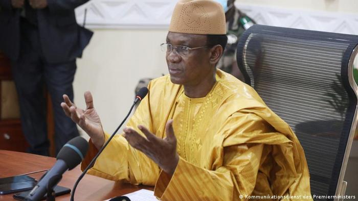 Mali   Übergang Ministerpräsident Choguel Kokalla Maïga