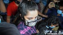 Actress Porimoni, producer Raj arrested on drug case.