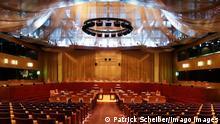 20.06.2019, xmkx, Politik , Europaeischer Gerichtshof EuGH v.l. Gerichtssaal, Verhandlungssaal, Uebersicht, Luxemburg Luxemburg LUX *** 20 06 2019, xmkx, Politics , European Court of Justice ECJ v l Court room, Negotiating room, Overview, Luxembourg Luxembourg LUX