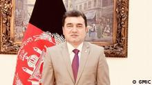 Dawa Khan Minapal, Leiterin des Informations- und Medienzentrums der afghanischen Regierung, wurde getötet. Der Chef des Medienzentrums der afghanischen Regierung (GMIC), Dawa Khan Minapal, ist heute in Kabul ermordet worden.