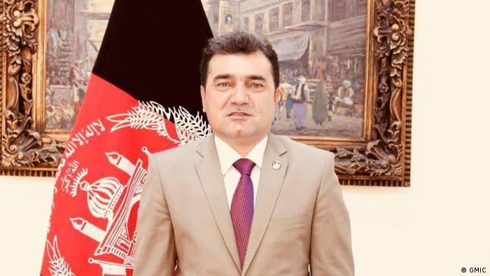 Afganistan Basın ve Enformasyon Merkezi Müdürü Dava Han Minepal