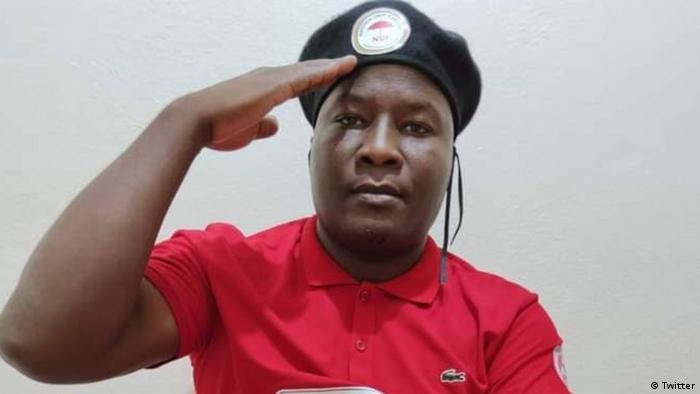 Fred Lumbuye Journalist Uganda