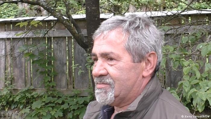 Rumänien | Arpad Kerekes - geschädigter Bauer in Ojdula