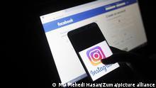 Nutzung sozialer Medien in Bangladesch