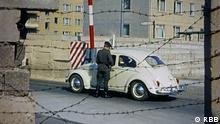 Nur zur abgesprochenen Berichterstattung! *** 11315 Die Stasi und die Mauer Bildbeschreibungen (1-2 Sätze): Filmstil aus 'Die Stasi und die Mauer' Dokumentation Copyright: ©RBB
