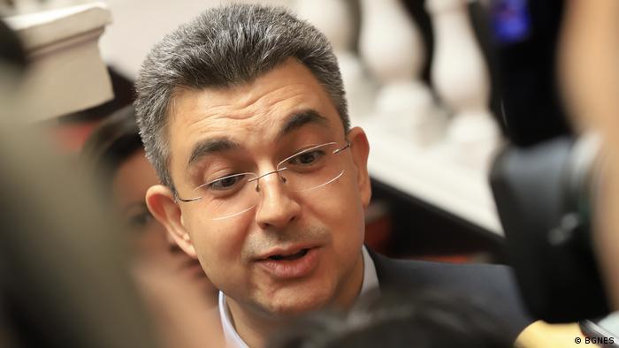 Номинираният за министър-председател Пламен Николов