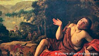 Johannes der Täufer Gemälde Collantes