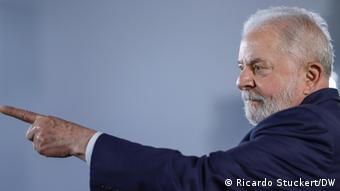 "Luiz Inacio ""Lula"" da Silva, Ex-Präsident Brasiliens"