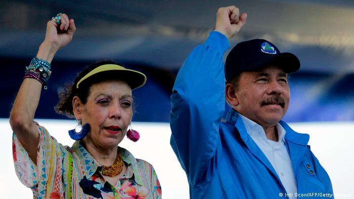 Nicaraguanischer Präsident Daniel Ortega