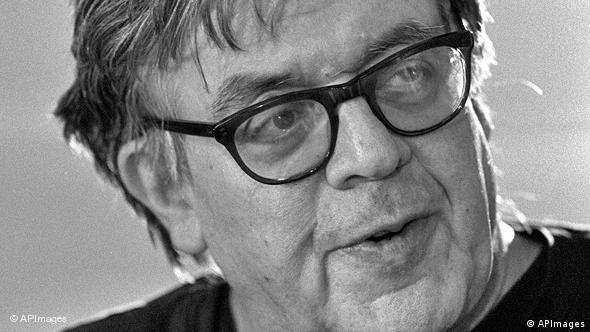 Deutschsprachige Dichter und Schriftsteller Erich Fried Flash-Galerie
