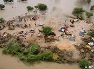 54 لاکھ ایکڑ زرعی رقبہ سیلاب کی نذر ہوا