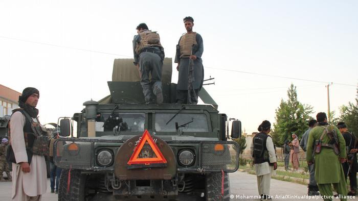 Afghanistan   Konflikt mit Taliban