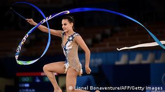 Tokio Olympia 2020 | Rhythmiche Gymnastik | Linoy Ashram | Goldmedaille