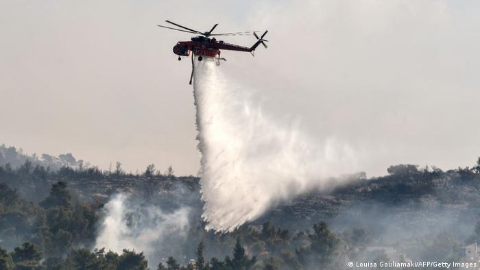 Griechenland | Waldbrände