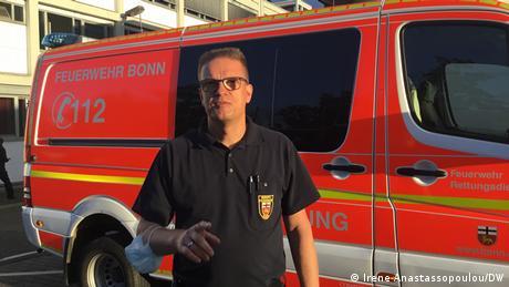 Καθοδόν 219 Γερμανοί πυροσβέστες προς την Ελλάδα