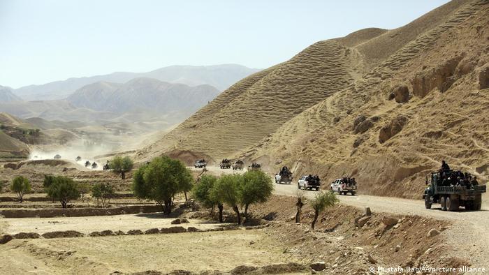 Afghanistan Sheberghan | Militärübung in Sar-e Pol