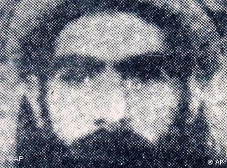 Schwarzweiß-Foto von Mullah Omar (Foto: ap)