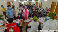 7.08.2021 Bangladesch | Coronakrise: Impfungen für Expats Bangladesh Vaccination Program for Expatriate
