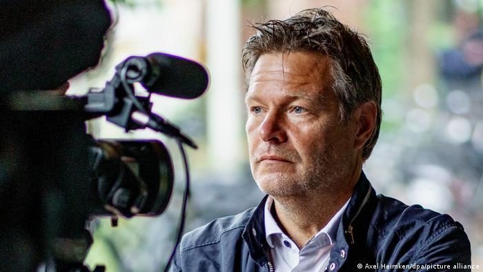 Grünen-Bundesvorsitzender Robert Habeck