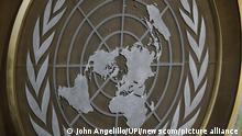 Symbolbild I United Nations Emblem
