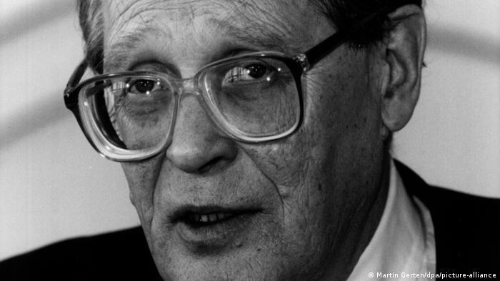 Bonn 1995 Sergei Kowaljow Duma Abgeordneter