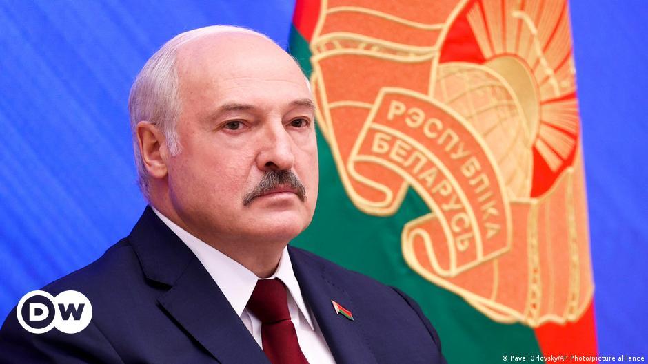 """""""Cyberpartisanen"""": Die Hacker, die Lukaschenko bedrängen"""