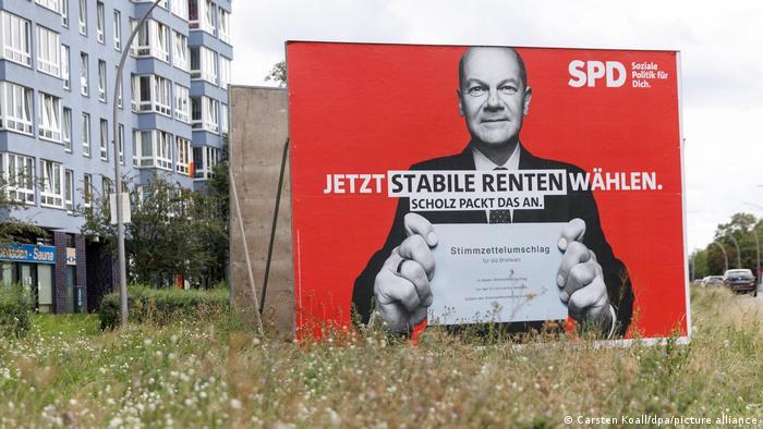 Deutschland | Wahlplakate in Berlin