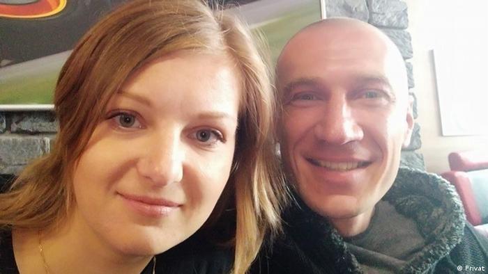 Елена Герман и Александр Тарайковский. Фото из личного архива