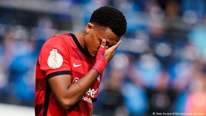 DFB Pokal   SV Waldhof Mannheim - Eintracht Frankfurt