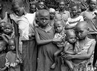 Hunger in Biafra