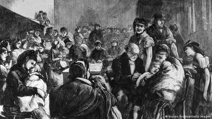BG Geschichte der Impfungen | Windpocken